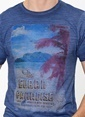 Jack & Jones Baskılı T-Shirt İndigo